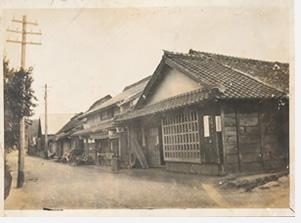 明治28年当時の神谷商店の様子