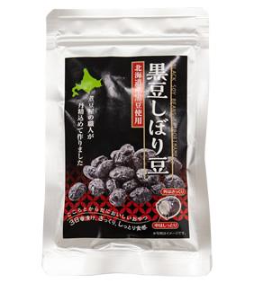黒豆しぼり豆