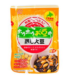 ニチレト蒸し大豆